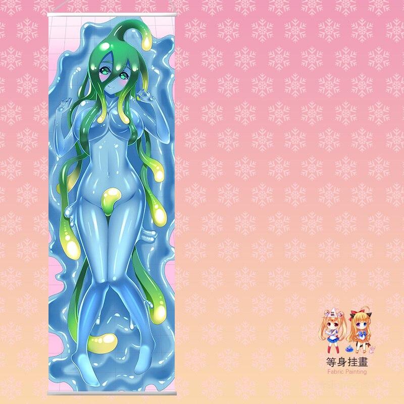 150x50cm Anime Monster Musume No Iru Nichijou Sun Mural Sun