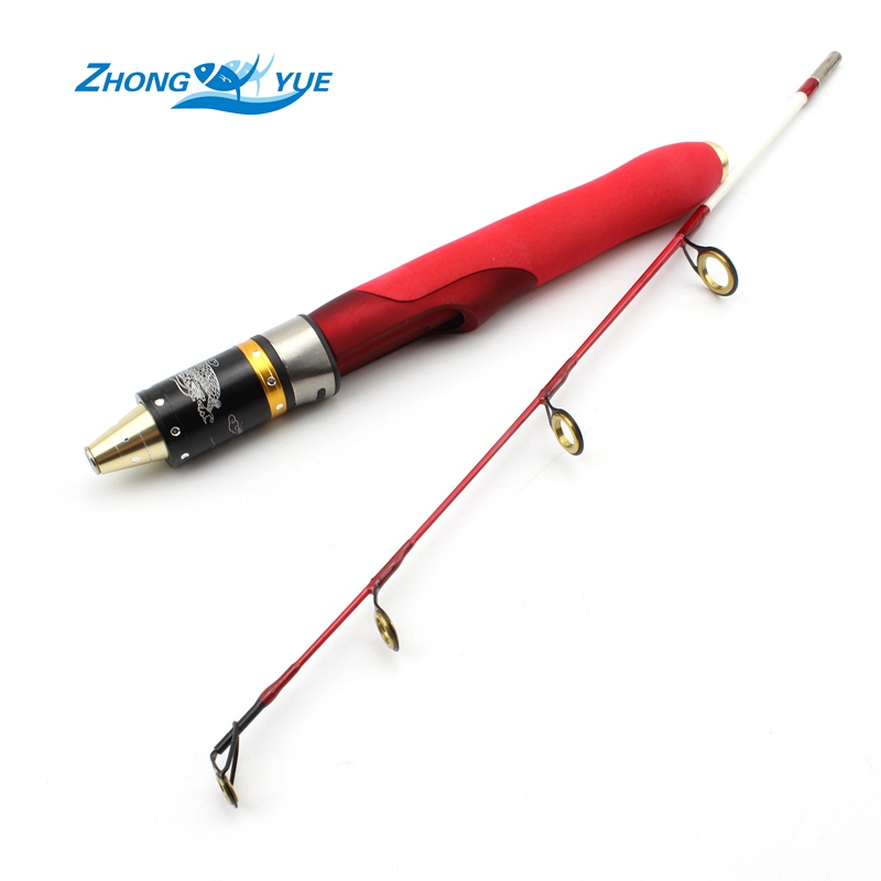 Shufër karboni shufër peshkimi me cilësi të lartë 57cm 77cm - Peshkimi - Foto 2