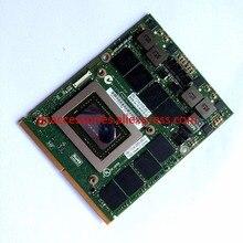 Оригинальный бренд Новый GTX675M GTX 675 M 2G N13E-GS1-A1 графическая карта для DELL M17X M18X M15X видеокарта Дисплей карты