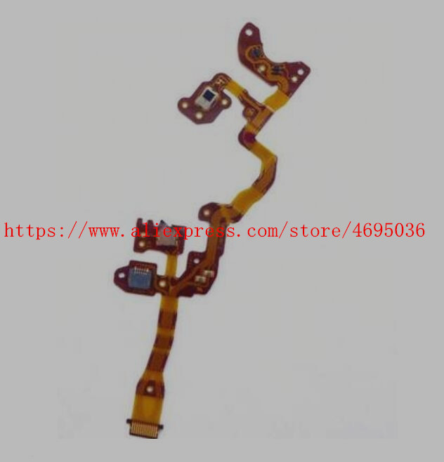 NEW Top Cover Control Switch Flex Cable For SONY A7 II / A7R II / A7S II / ILCE-7M2 ILCE-7MR2 ILCE-7SM2 A7M2 A7RM2 A7SM2 Camera