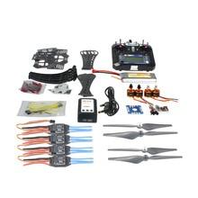 F14892 F DIY RC Drone Quadcopter RTF X4M360L Frame Kit with QQ Super flight control Motor