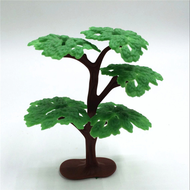 2017 Artificial Flowers Lowest Price Pachira Plants Fake Tree Lsp Mini Decor Plastic