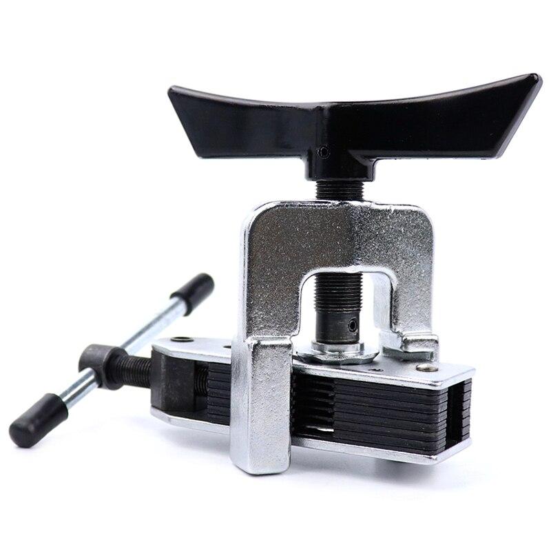 5-16mm Universale Flaring Tool Set Manuale Tubo di Espansione Del Tubo Per Angolo Eccentrico Cone Type Svasatura Strumento Kit di Refrigerazione strumenti