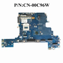 Laptop Motherboard Dell Latitude E6540 LA-9412P PGA947 DDR3L for Ddr3l/Pga947/Cn-00c96w/..