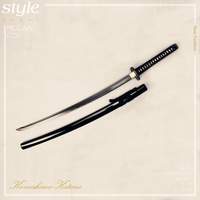 Бесплатная доставка ручной Кованый Сложенный Сталь японский черный клинок дамаск меч самурая острый меч катана Край Полный Тан