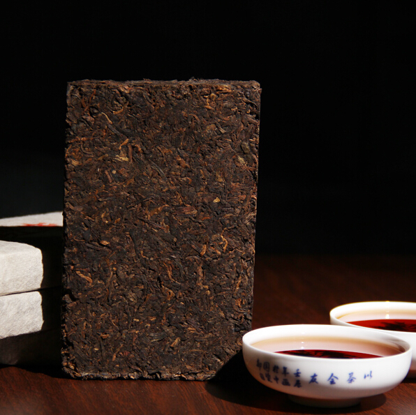 Made in1980 Ripe Puer Pu er Tea, oldest pu'er tea,ansestor antique,honey sweet,,dull-red Puerh tea,ancient tree freeshipping
