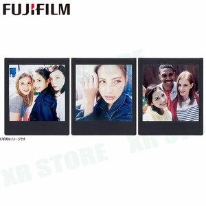 Image 3 - 10 100 ورقة Fujifilm Instax مربع الفورية الأبيض الأسود إطار الأفلام ل فوجي SQ10 SQ6 حصة SP 3 طابعة صور الكاميرا