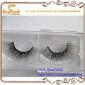 Novos 1 Pares Lote 3D Preto Cruz Grosso mink Cílios Postiços Super Macio Natural Longo Maquiagem Dos Olhos Lash Extensão DL-11