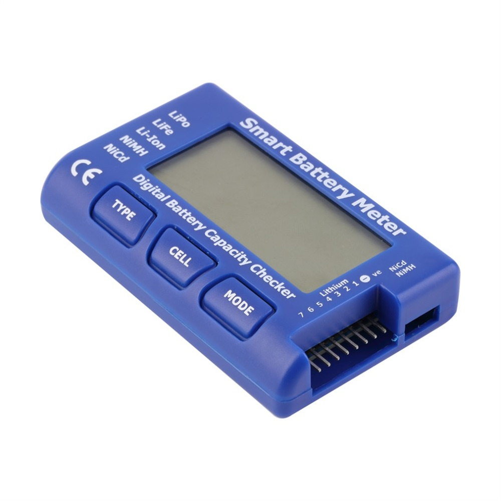Battery Testers Cheap Sale 5 In 1 Smart Battery Meter With Balance Discharge Esc Servo Ppm Tester
