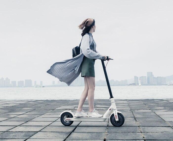 Оригинал xiaomi mijia m365 kick scooter electric
