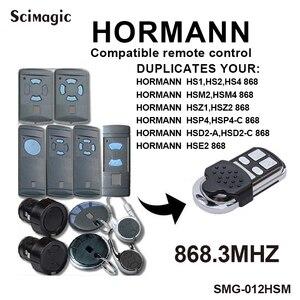 Image 1 - HORMANN 868 MHz garaj kapısı açıcı kapısı kontrol komutu Hormann hs1,hs2,hs1,HSM2,HSM4,hse2,hsz1,hsz2,hsp4,hsd2 A,hsd2 c 868