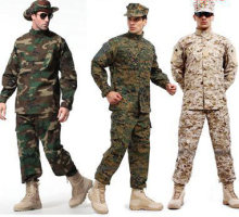 Army Military Tactical Uniform Shirt + Pants Camo Camouflage ACU FG Combat Uniform US Army Men's Clothing Suit Airsoft Hunting(China)