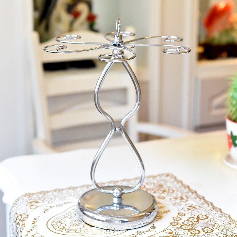 Wine Glass Rack Hanging Wine Glass Holder Decorative Wine ...