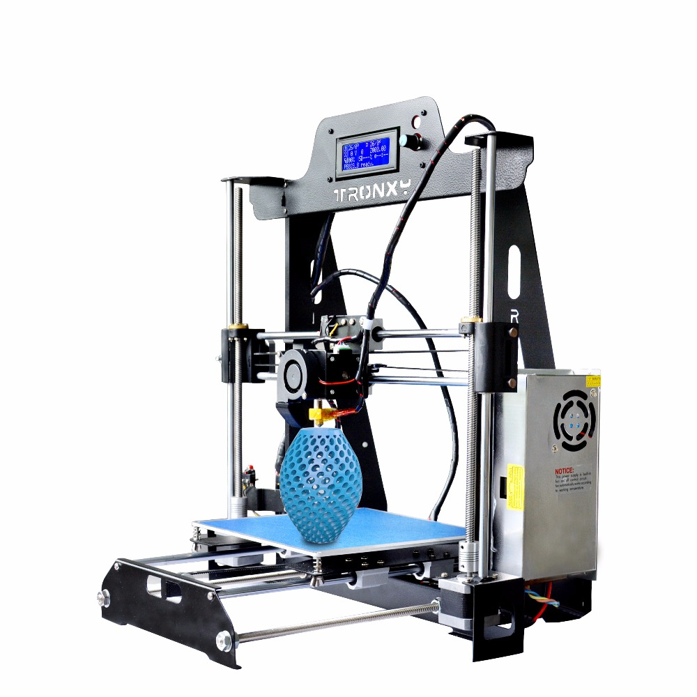 2018 Newest Tronxy T819 3D Printer DIY kit impresora 3d printer DIY kit impresora 3D printing High-Precisio все цены
