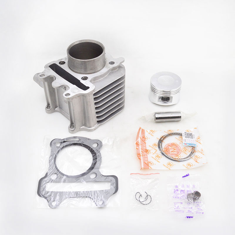 Motorcycle Cylinder Kit For Dayang DY125T-16 DY125T-26 DY 125 125cc Engine Spare Parts цена