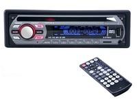1 din Auto Elektronik Auto Audio Auto Mp3-player Stereo FM Lcd-bildschirm Unterstützung USB SD DVD Mp3 Player AUX mit Fernbedienung
