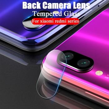 Закаленное стекло для объектива задней камеры Xiaomi redmi note 7 6 pro 5 plus go s2 6a 4x 6pro 7pro, защита экрана, защитная стеклянная пленка