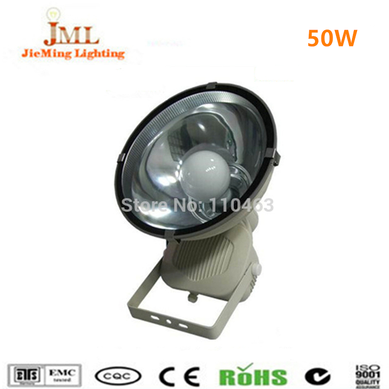 50W 60W 85W 100W 125W 135W 150W 165W Flood fixture Lamps Outdoor Wall Light IP65 Waterproof Induction Floodlight Lamps AC220V