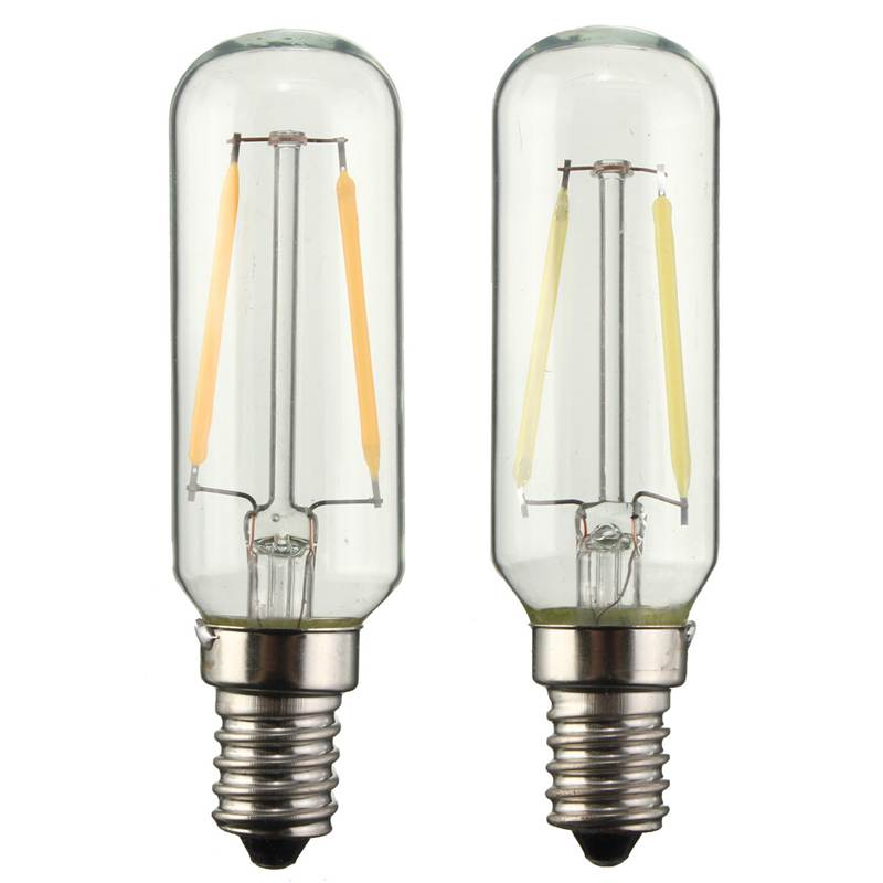 sale retailer 3c2a2 3e560 US $3.11 22% OFF|New E14 T25 3W 300Lumen Vintage Edison LED Cooker Hood  Filament Light Lamp Extractor Fan Bulb Warm White/White Small Screw 220V-in  ...