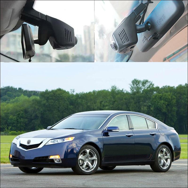 BigBigRoad For Acura TL TLX Car Wifi DVR Video Recorder