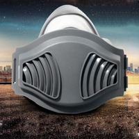 먼지 마스크 호흡기 방진 방지 산업 건설 헤이즈 포이즌 가스 가족 및 전문 호흡 마스크 운동 마스크