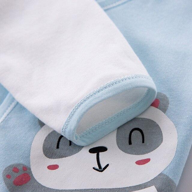 18 جزء/الوحدة الوليد طفلة الملابس 100% القطن الرضع طفلة ملابس الصيف لينة طفل الفتيان الملابس الوليد قبعة المرايل 4