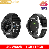 I7 Android 7.0 Smartwatch LTE 4G Smart Watch Phone Heart Rate 1GB 16GB Memory with Camera Translation tool 620 mAh like LEM7