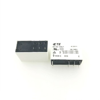 New TE TYCO OEG OZ-SS-112L1 OZ-SS-124L1 OZ-SS-148L1 OZ-SS-105L1 8PINS 16A Power Relay 20pieces/lot фото