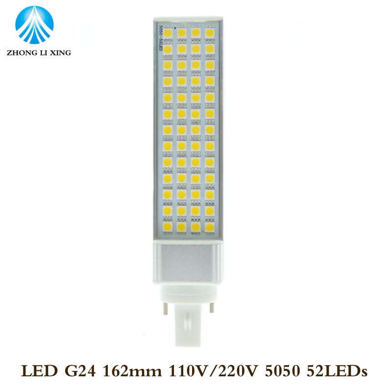 G24d-3 G24 Led Lampadas AC85-265v Energy Saving Lamp Bombillas Ampul Bulb Lampadine Fluorescent Lamp Downlight Bulb