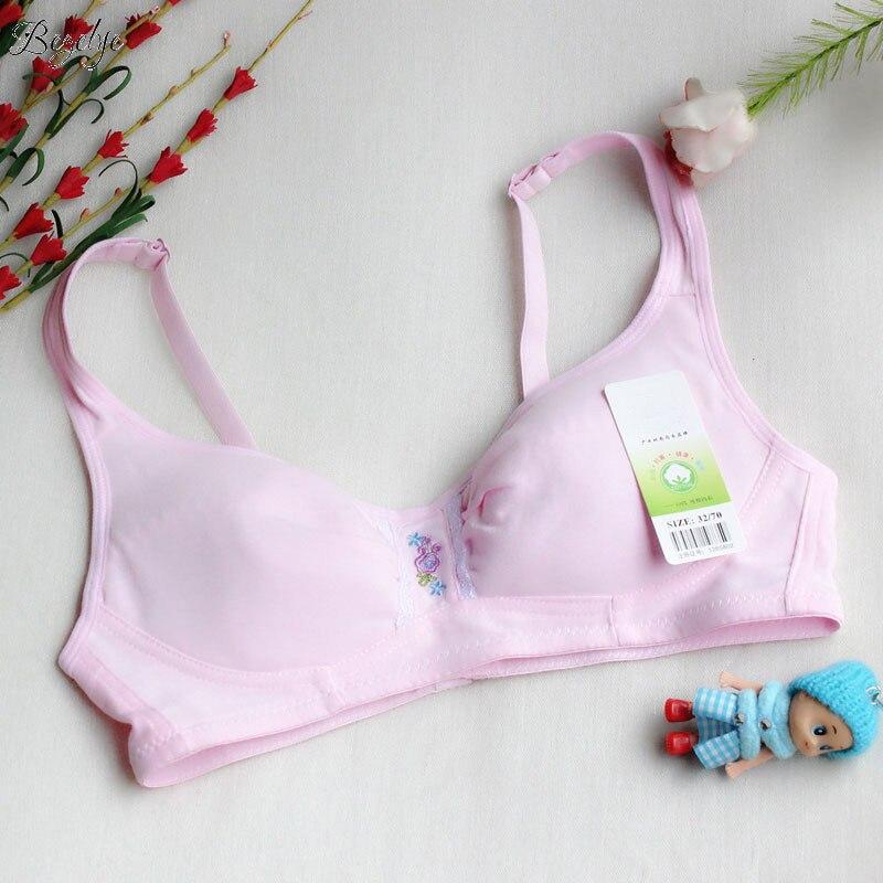 Mädchen Unterwäsche BH Baumwolle Unterwäsche für Mädchen Spitze - Kinderkleidung - Foto 3