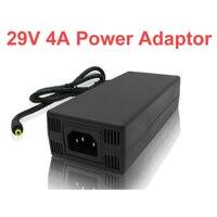 29 V 4A zasilacz 29 V 4A prąd zasilania dla CCTV 29 V zasilacz EURO US style DC zasilacz 29 V