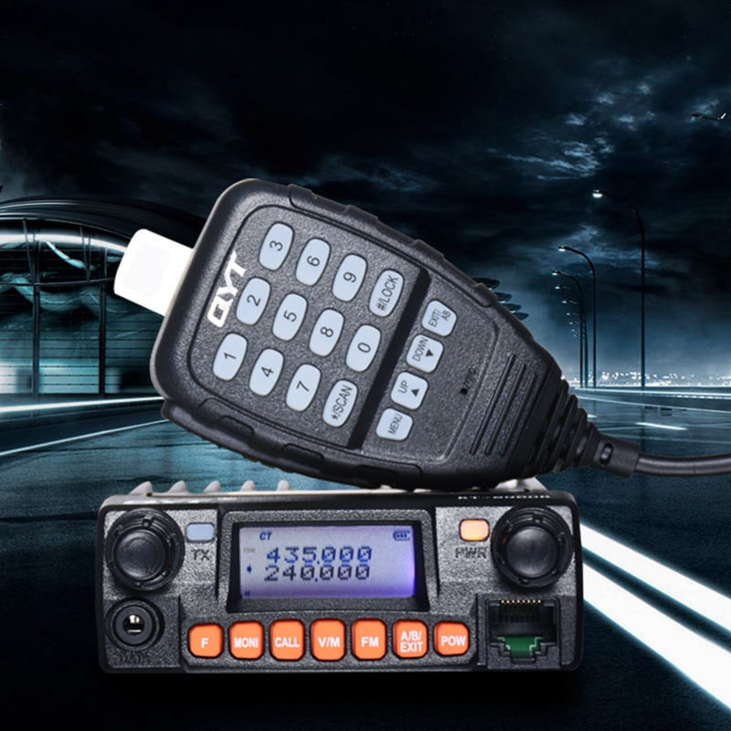 2018 QYT KT-8900R Vehicle transceiver VHF/UHF Tri-band 25W 200CH update from 8900D mobile radio + Antenna belt clip feeder 2018 QYT KT-8900R Vehicle transceiver VHF/UHF Tri-band 25W 200CH update from 8900D mobile radio + Antenna belt clip feeder
