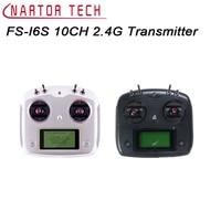 FS I6S FS I6S Flysky 10CH 2.4G RC Quadcopter Transmitter Controller Set w/Receiver FS iA6B or FS IA10B