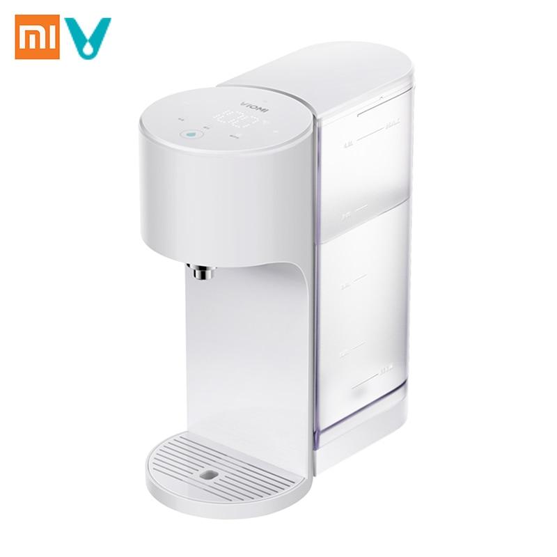 In Stock Xiaomi Original VIOMI Smart Instant Hot Water Dispenser Portable Drinking Fountain APP Control Customized Temperature