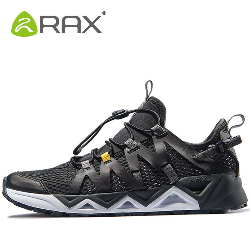 Rax 2018 Summer Men Hiking Aqua Shoes Breathable Outdoor Athletic Man Woman Brand Trekking Sneaker Tactical Boots Mens Sneakers