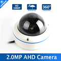 HD 1.0MP CCTV AHD Camera Panorama 1080P Fisheye Lens 720P Security CCTV Camera AHD 2MP Outdoor Waterproof 180/360 Degree View