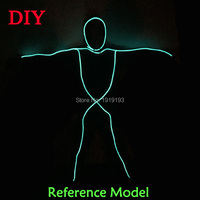 DIY Festival Party Clothes Accessories 10 Color Select By The Style Of Matchstick Handsome Boy By