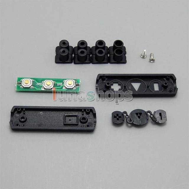 1set Hifi Mic Volume Control Remote Adapter DIY Parts For Senheiser HD800 HD700 HD650 HD600 HD580 HD525 HD565 LN004797