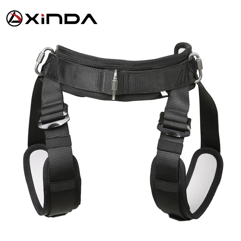 Xinda Professional Hung Wia Half Body Harness Waist Support Safety Belt High Tension Aerial Film Shooting Protection Equipment