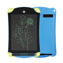 Продажа 8,5 дюйма ЖК-дисплей планшет для рисования цифровое сообщение Графика доска для рисования для подарка электронная доска почерк блокнот, ручка живописи Pad