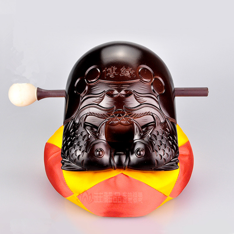 Popular buddhist wooden fish buy cheap buddhist wooden for Wooden fish instrument