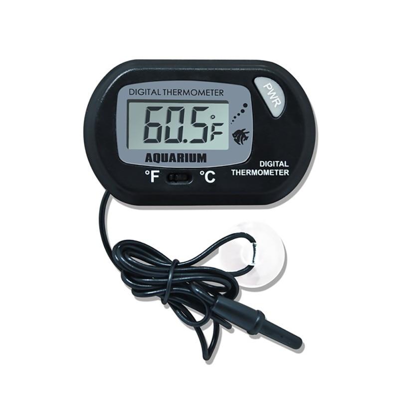 6 style LCD Digital Fish Tank Aquarium Thermometer Marine Water Terrarium Accessories Temperature Measurement Tools 4