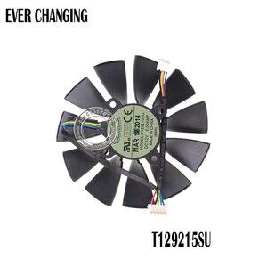 Image 4 - Ventilateur refroidisseur de carte, 12V, 0,5a cc, 95MM, pour ASUS GTX760, 780, 780TI, R9 280, R9, 290, R9, 280X, 290X, R9, 390, 390X, GTX970