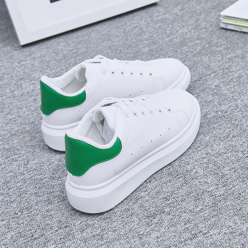 Women White Sneakers Casual Shoes For Women Vulcanize Shoes Spring Autumn Women Casual Shoes Basket Trainers Tenis FemininoWomen White Sneakers Casual Shoes For Women Vulcanize Shoes Spring Autumn Women Casual Shoes Basket Trainers Tenis Feminino