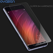 Amazing 9H 0.26mm 2.5D Ultra Thin Real Premium Tempered Glass Film Screen Protector For XIAOMI REDMI Note  + Cleaning Kit
