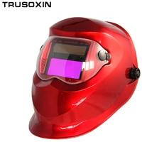 Big View Eara 4 Arc Sensor Solar Auto Darkening Filter TIG MIG MMA Welding Mask Helmet