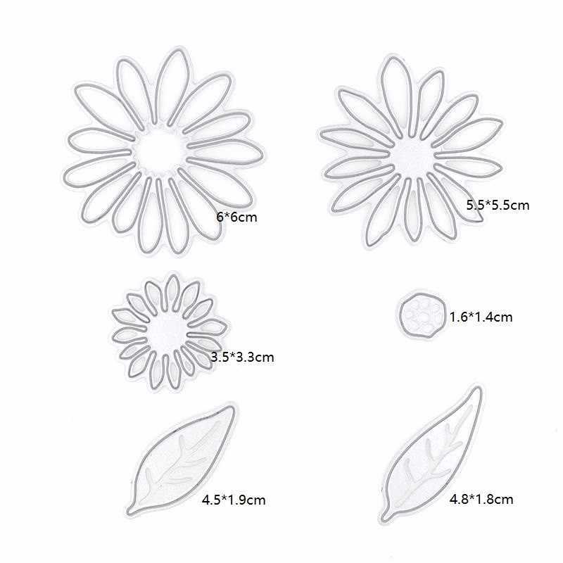 Detail Feedback Questions About Flowers Metal Die Cutting Dies