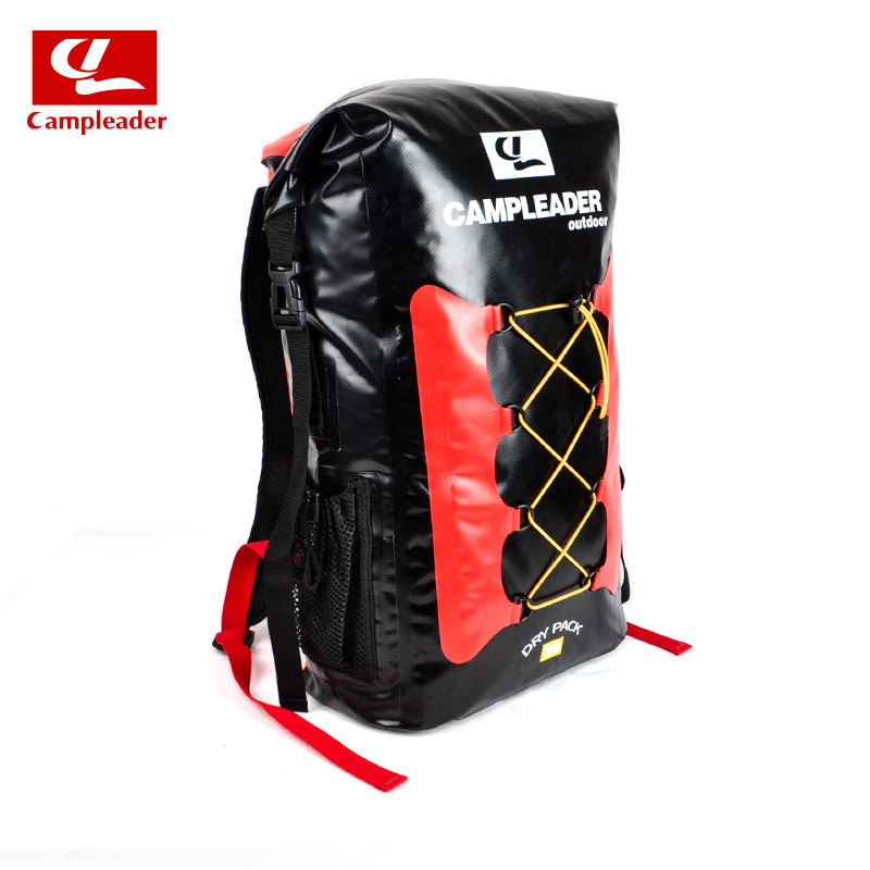 2016 New Arrival Campleader Waterproof Backpack Outdoor Equipment For Swimming Rafting Diving Bags Unisex Backpack Cpl-120