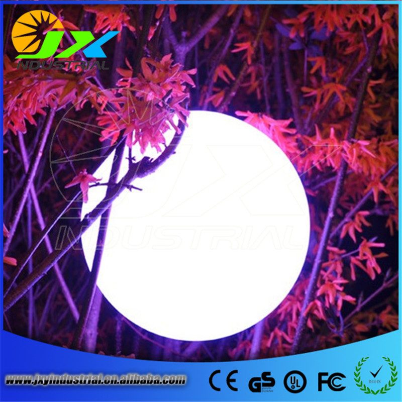 RGB Wedding light colorful D30cm*2pcs colorful lamp