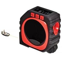 3-in-1 High Accuracy Laser Digital Tape Measure Measuring Tool